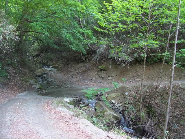 和名倉山(三ノ瀬~東仙波)登山口コースガイド 将監登山道洗い越し【登山口ナビ】