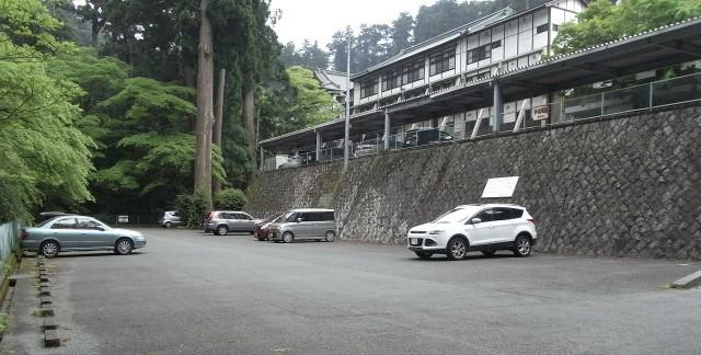 【明神ヶ岳】大雄山最乗寺(道了尊)の駐車場に関して【登山口ナビ】