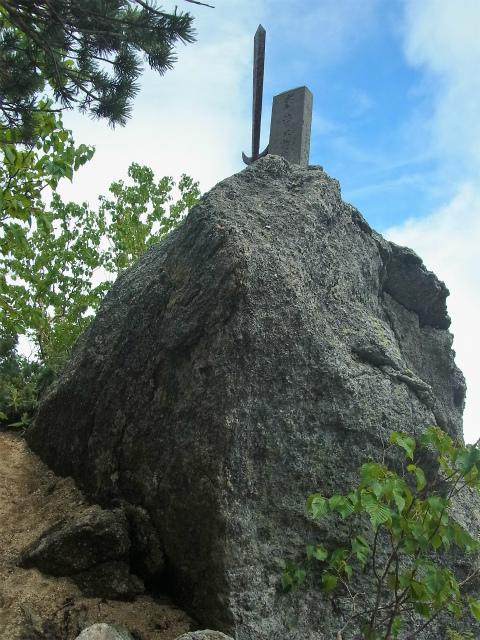 甲斐駒ヶ岳(黒戸尾根)登山口コースガイド 剣【登山口ナビ】