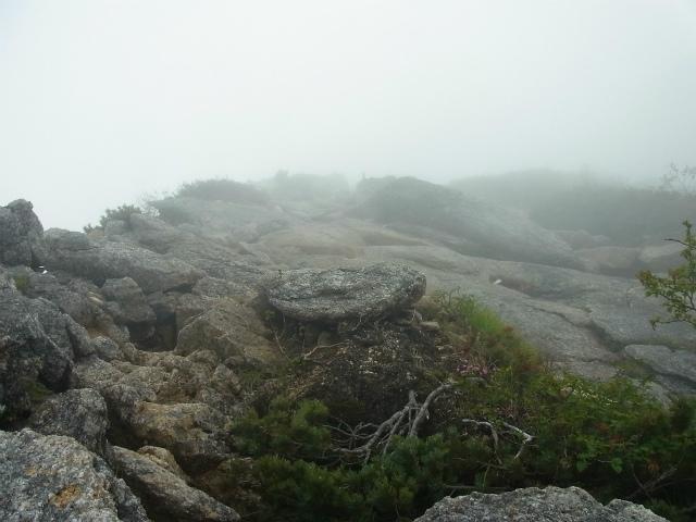 甲斐駒ヶ岳(黒戸尾根)登山口コースガイド 岩稜帯【登山口ナビ】
