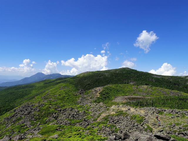 八ヶ岳・天狗岳(西尾根~黒百合平周回) 登山口コースガイド スリバチ池【登山口ナビ】