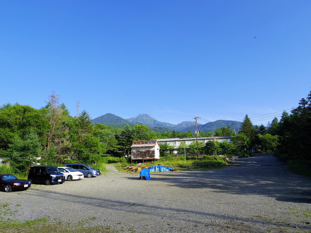 八ヶ岳・赤岳(天狗尾根) 登山口コースガイド 美し森ロッジたかね荘【登山口ナビ】