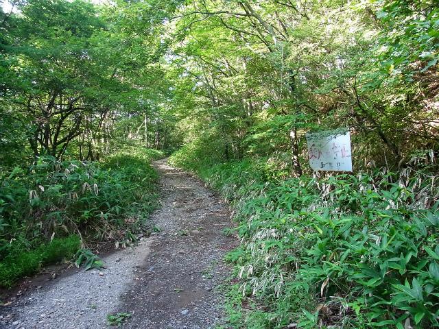 八ヶ岳・赤岳(天狗尾根) 登山口コースガイド 川俣林道【登山口ナビ】