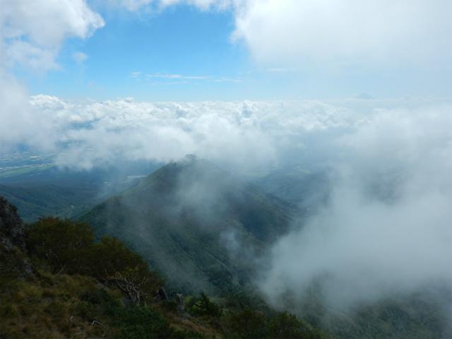 八ヶ岳・赤岳(天狗尾根) 登山口コースガイド P1峰からの眺望【登山口ナビ】