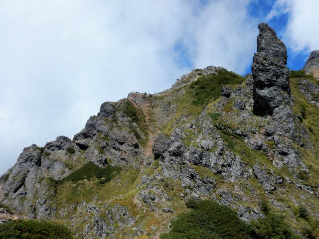 八ヶ岳・赤岳(天狗尾根) 登山口コースガイド 小天狗とキレットからの縦走路【登山口ナビ】