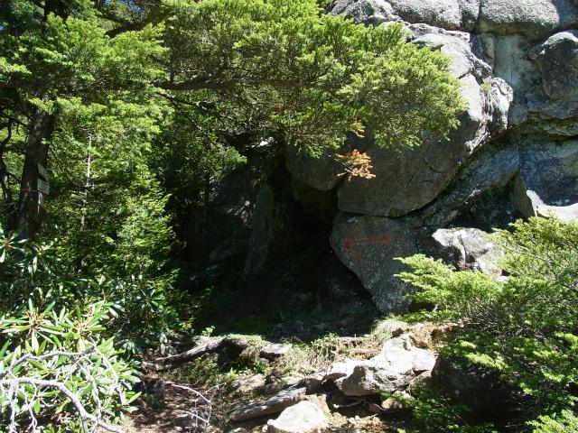 金峰山・五丈石(アコウ平~表参道)登山口コースガイド【登山口ナビ】