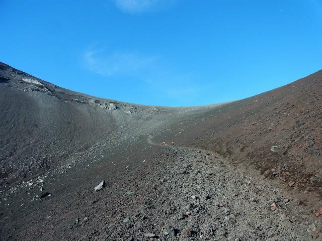 富士山・宝永山(富士宮口) 登山口コースガイド 馬の背【登山口ナビ】