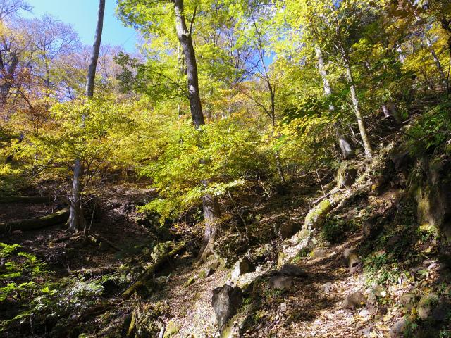 両神山(日向大谷・表参道ルート) 登山口コースガイド【登山口ナビ】