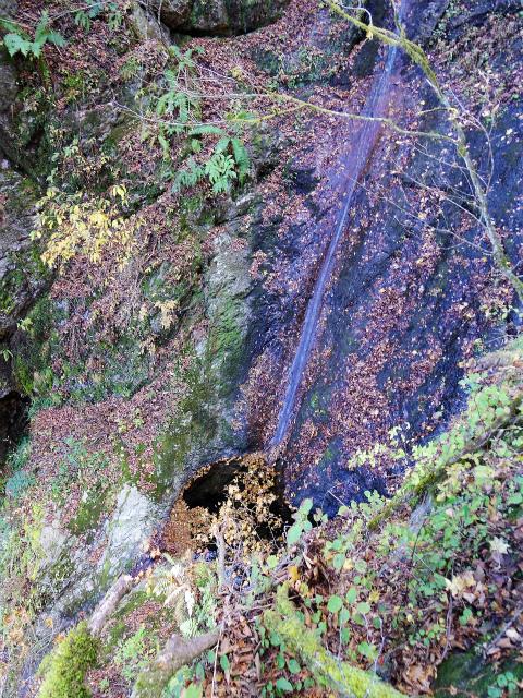 両神山(日向大谷・七滝沢ルート)登山口コースガイド 養老の滝・霜降の滝【登山口ナビ】