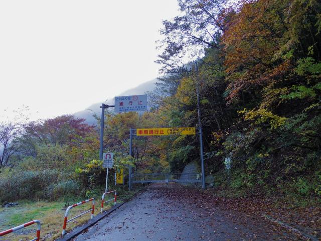 蛭ヶ岳(源蔵尾根~臼ヶ岳)登山口コースガイド 神の川林道ゲート【登山口ナビ】