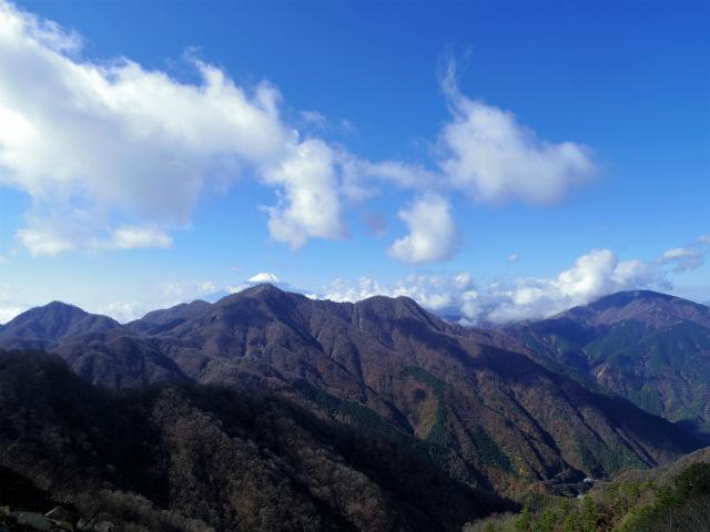 蛭ヶ岳(榛ノ木丸~姫次)コースガイド 大室山と檜洞丸【登山口ナビ】