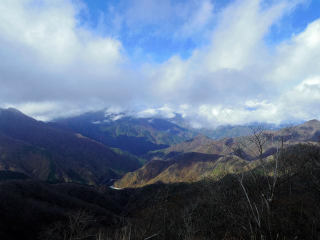 蛭ヶ岳(源蔵尾根~臼ヶ岳)登山口コースガイド 大室山の眺め【登山口ナビ】