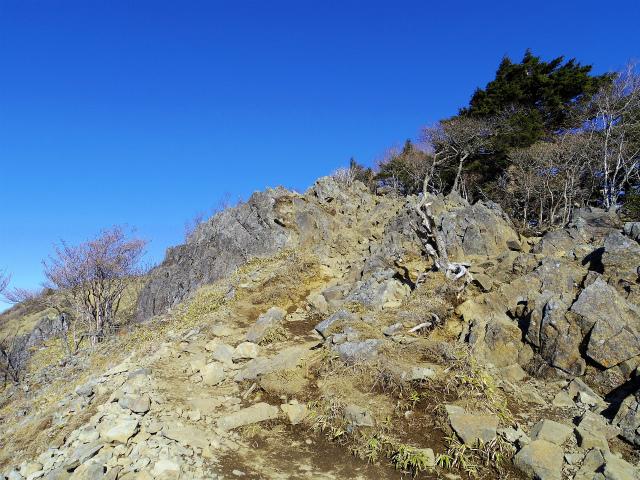 大菩薩嶺(大菩薩峠~唐松尾根周回)登山口コースガイド 小ピーク【登山口ナビ】