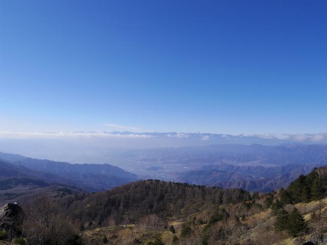 大菩薩嶺(旧道~唐松尾根周回コース) 登山口コースガイド 稜線からの南アルプス【登山口ナビ】