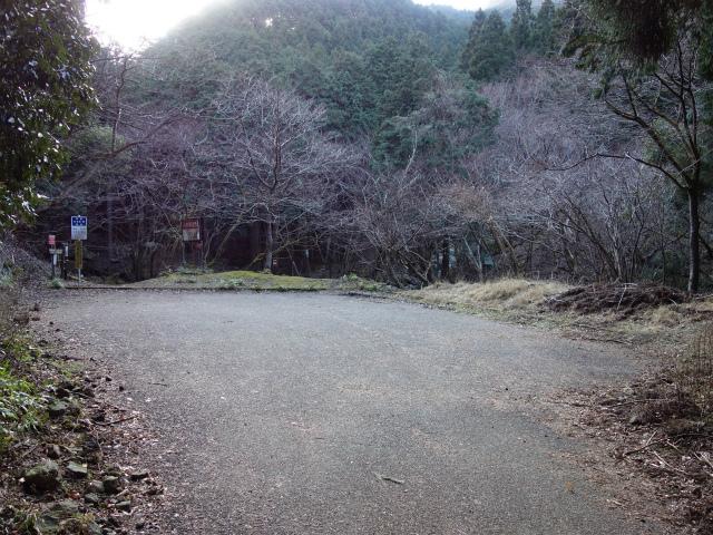大山(不動尻~唐沢峠)登山口コースガイド 谷太郎林道終点【登山口ナビ】