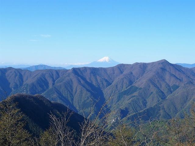 鷹ノ巣山(六ツ石山~石尾根)登山口コースガイド【登山口ナビ】