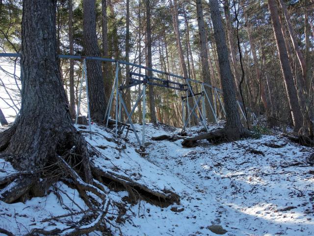 蛭ヶ岳(八丁坂ノ頭~姫次)登山口コースガイド 森林整備モノレール【登山口ナビ】