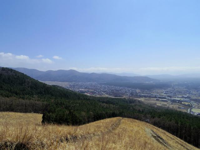 杓子山(鳥居地峠~高座山)登山口コースガイド 道志山塊の眺望【登山口ナビ】