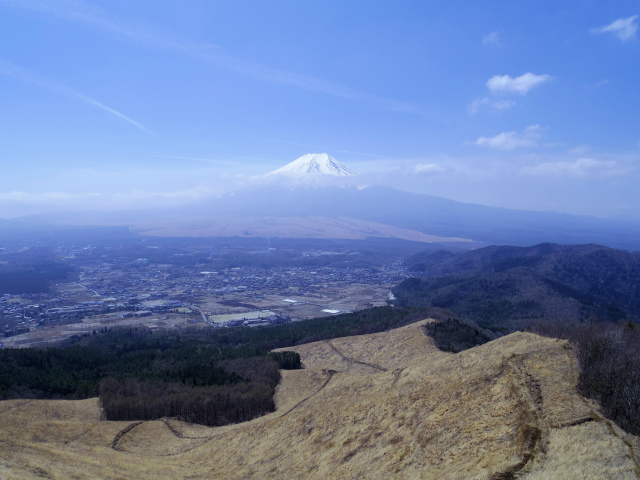 杓子山(鳥居地峠~高座山)登山口コースガイド【登山口ナビ】