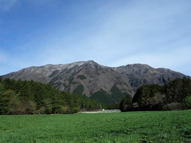 毛無山(不動の滝コース)登山口コースガイド【登山口ナビ】