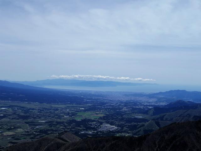 毛無山(不動の滝コース)登山口コースガイド 富士山展望台から駿河湾・伊豆半島の眺望【登山口ナビ】