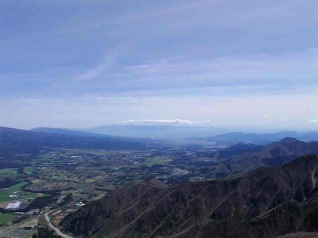 毛無山(不動の滝コース)登山口コースガイド 山頂からの駿河湾と伊豆半島【登山口ナビ】
