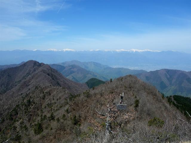 鬼ヶ岳(雪頭ヶ岳~鍵掛峠周回)登山口コースガイド【登山口ナビ】