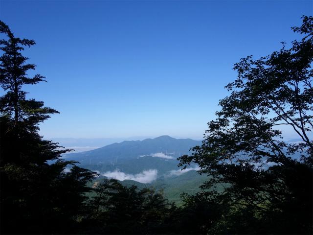 袈裟丸山(郡界尾根~後袈裟~奥袈裟)登山口コースガイド 赤城山【登山口ナビ】