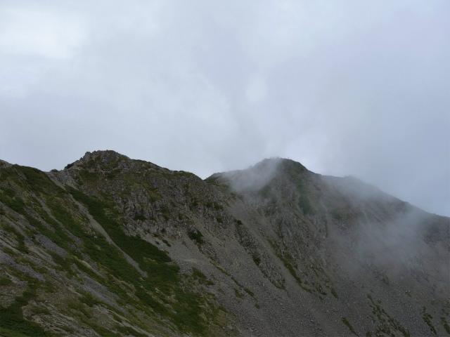 仙丈ヶ岳(北沢峠~小仙丈尾根)登山口コースガイド 薮沢カール【登山口ナビ】