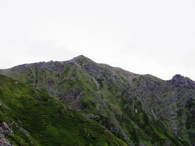 仙丈ヶ岳(地蔵尾根 松峰コース)登山口コースガイド【登山口ナビ】