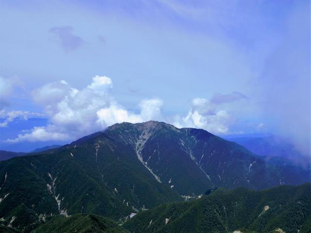 仙丈ヶ岳(北沢峠~小仙丈尾根)登山口コースガイド【登山口ナビ】