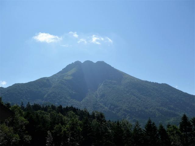 日光白根山(ロープウェイ山頂駅コース) 登山口コースガイド 山頂駅からの白根山【登山口ナビ】