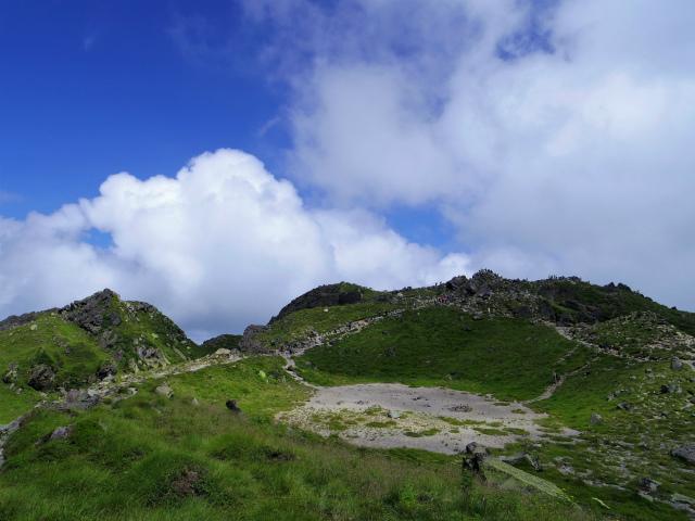 日光白根山(ロープウェイ山頂駅コース) 登山口コースガイド【登山口ナビ】