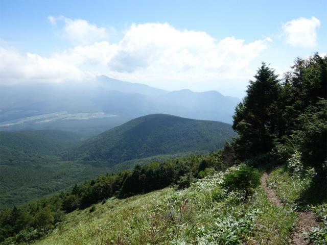 四阿山(鳥居林道口~上州古道)登山口コースガイド【登山口ナビ】