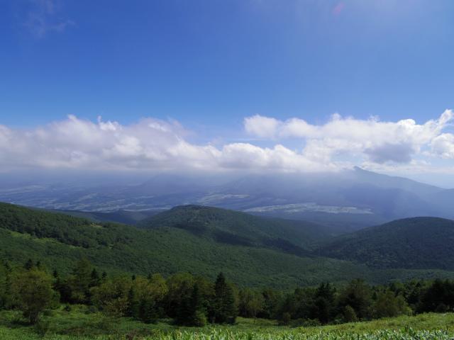 四阿山(鳥居林道口~上州古道)登山口コースガイド 浅間連峰【登山口ナビ】