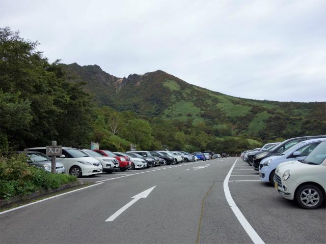 那須岳(朝日岳~姥ヶ平) 登山口コースガイド 峠の茶屋駐車場【登山口ナビ】