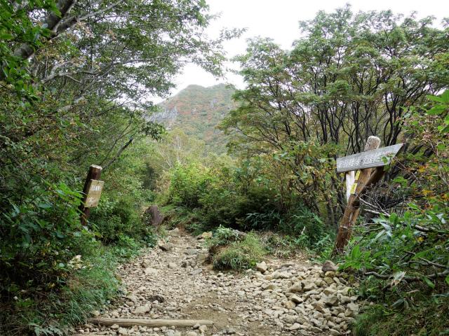 那須岳(朝日岳~姥ヶ平) 登山口コースガイド【登山口ナビ】
