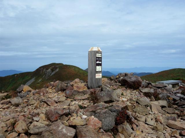 那須岳(朝日岳~姥ヶ平) 登山口コースガイド 1900m峰【登山口ナビ】