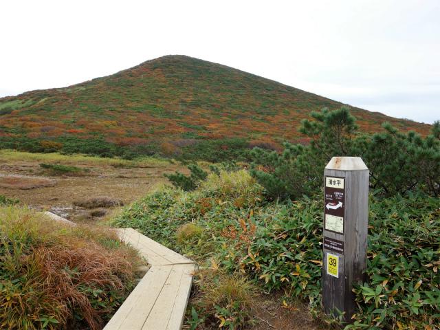 那須岳(朝日岳~姥ヶ平) 登山口コースガイド 清水平と1900m峰【登山口ナビ】