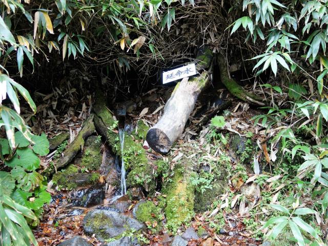 那須岳(朝日岳~姥ヶ平) 登山口コースガイド 延命水【登山口ナビ】