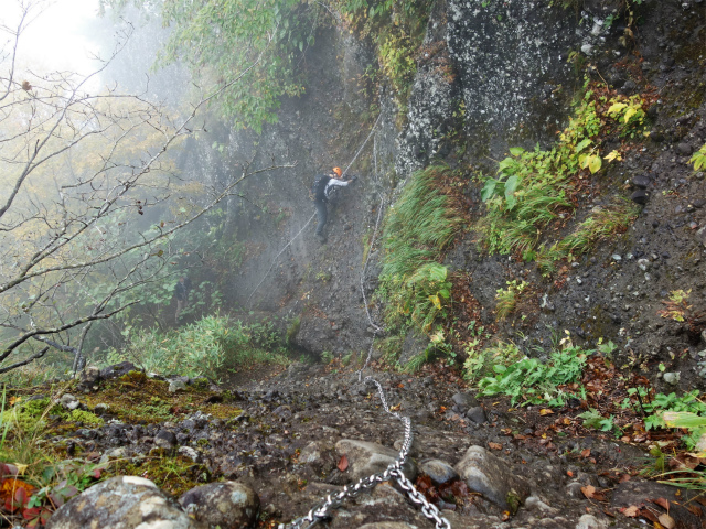 戸隠山(奥社~九頭龍山~牧場)登山口コースガイド 垂直とトラバースの連鎖【登山口ナビ】