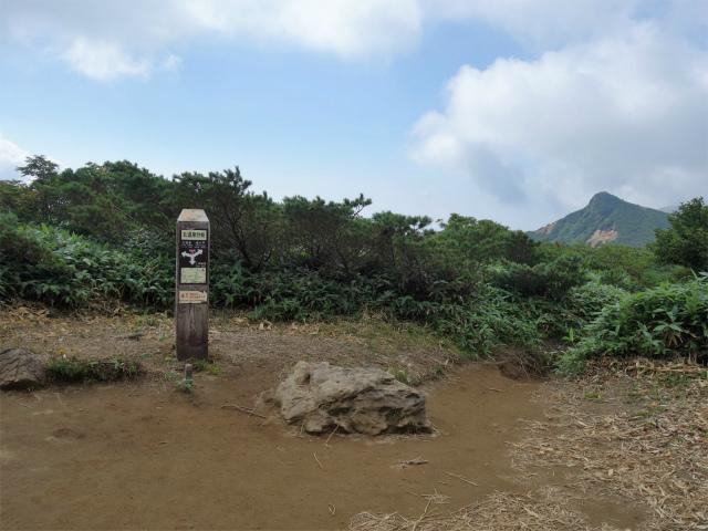 那須岳(朝日岳~三本槍岳) 登山口コースガイド 北温泉分岐【登山口ナビ】