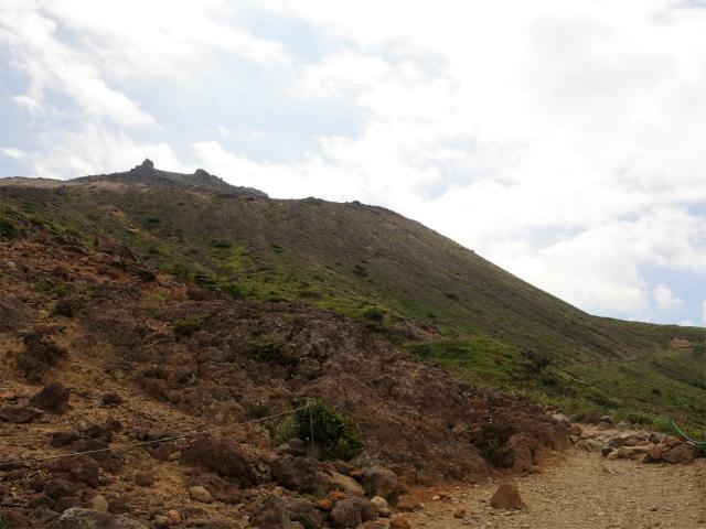 那須岳(朝日岳~三本槍岳) 登山口コースガイド 森林限界【登山口ナビ】