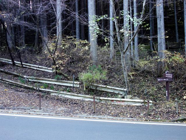 三頭山(サイグチ沢コース)登山口コースガイド 奥多摩周遊道路横断【登山口ナビ】