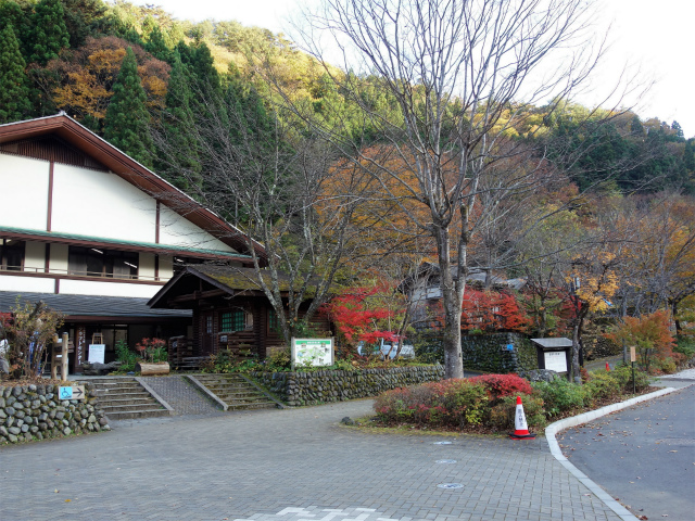 三頭山(サイグチ沢コース)登山口コースガイド 山のふるさと村クラフトセンター【登山口ナビ】
