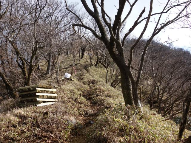 大室山(道志の湯~加入道山)登山口コースガイド 西斜面【登山口ナビ】