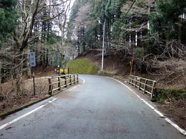 三ノ塔(BOSCO~ヨモギ平)登山口コースガイド 常世橋【登山口ナビ】