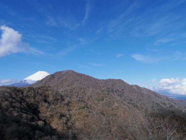 越前岳(愛鷹山神社~黒岳~大沢登山道)登山口コースガイド【登山口ナビ】