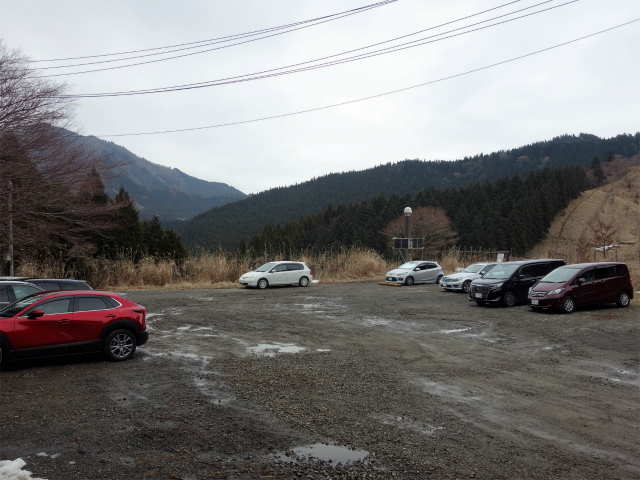 三ノ塔(BOSCO~ヨモギ平)登山口コースガイド 菩提峠駐車場【登山口ナビ】