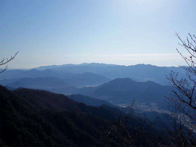 滝子山(南陵/寂ショウ尾根)登山口コースガイド 丹沢山【登山口ナビ】